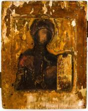 Deesis-Mother of God