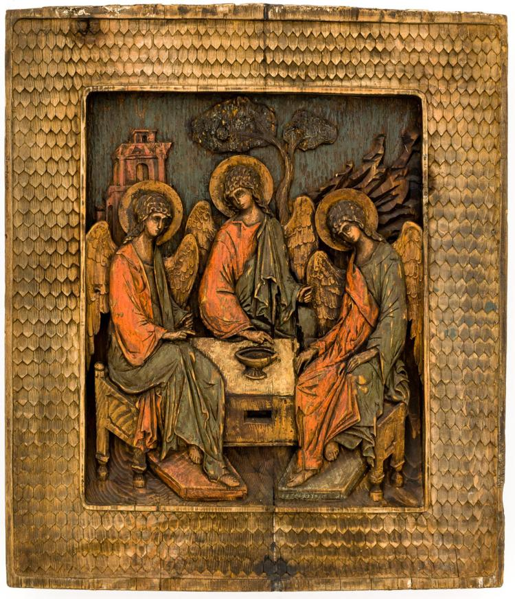 Holy Trinity (Old Testament Type)