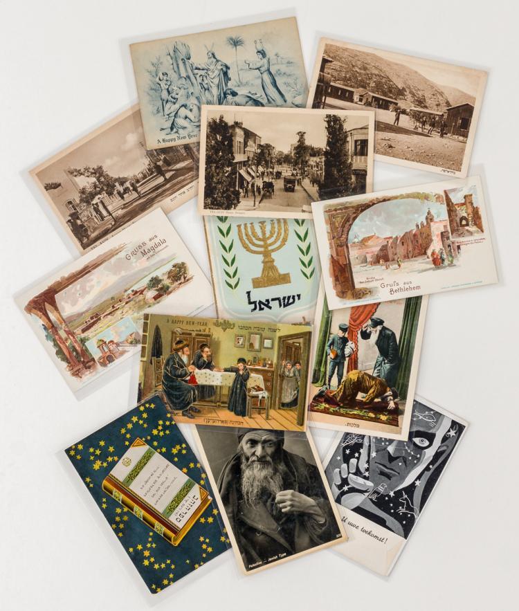 *Jewish Postcards