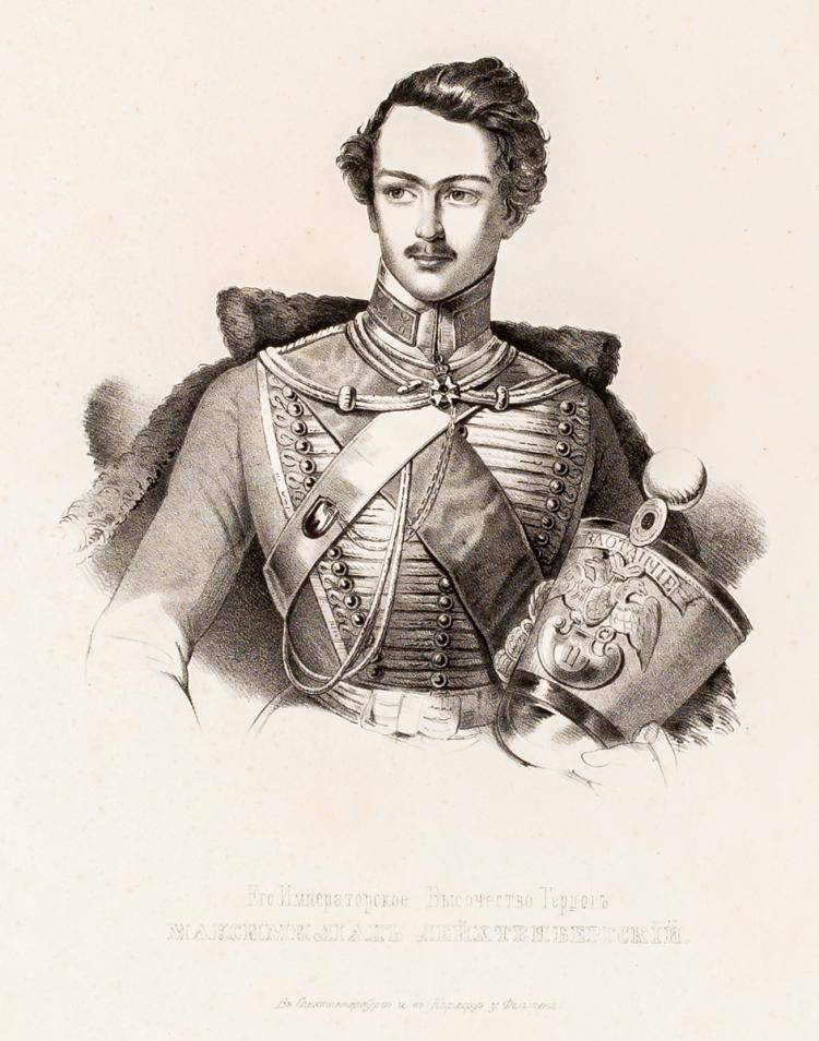 *Maximilian of Leuchtenberg