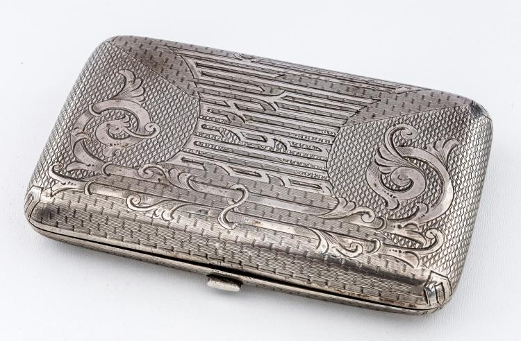 Cigarette-case