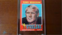1971 TOPPS Terry Bradshaw Rookie Card