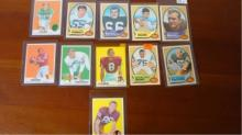 Early 1970's TOPPS Football Card with Stars Nice