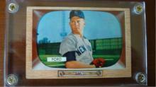 1955 Bowman Whitey Ford Card EX