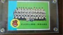 1963 Cleveland Indians TOPPS Card #451