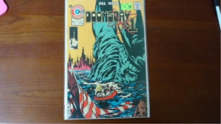Doomsday Comic No 1 Jul