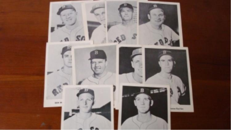 Red Sox Ball Park Photo's 1950's Mail-In