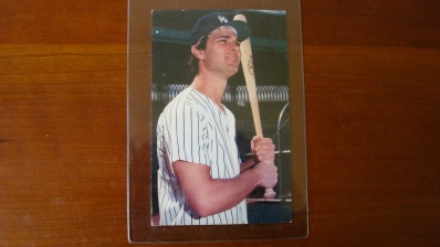 1985 Don Mattingly Post Card