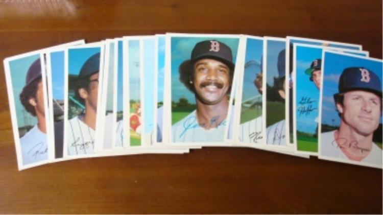 1981 TOPPS Large Baseball Cards (27)