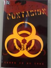 Batman: Contagion ~ Limited TPB ~ Signed