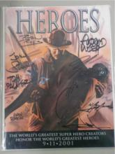 Heroes #1 ~ Signed #2719 of 3000