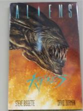 Aliens Tribes ~ Bissette/Dorman ~ Signed 1st