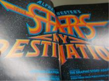 The Stars My Destination ~ Alfred Bester ~ Signed