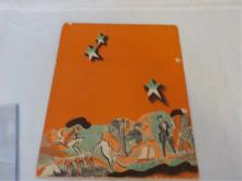 c. Late 1930's Dixie Land Premiums Stars Scrapbook