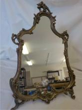 Large Standing Vanity Mirror Nicely Designed