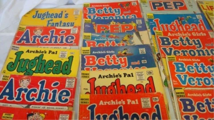 41 Archie and His Friends Comic Books