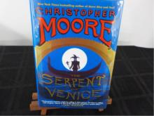 The Serpent of Venice ~ Christopher Moore ~ Signed