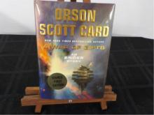 A War Of Gifts ~ Orson Scott Card ~ Signed
