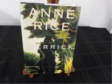 Merrick ~ Anne Rice ~ 1st Edition Signed