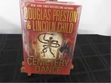 Cemetery Dance ~ Preston & Child ~ Signed By Both