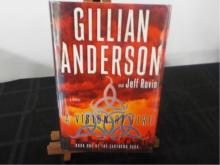 A Vision of Fire ~ Gillian Anderson/Rovin ~ Signed
