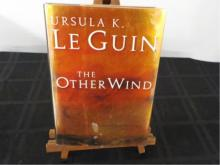The Other Wind ~ Le Guin ~ Signed ~ 1st Ed 2001