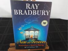 Now and Forever ~ Bradbury ~ Signed 1st 2007