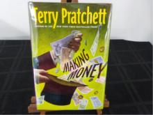 Making Money ~ Pratchett ~ Signed 1st 2007