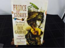 Prince of Stories ~ Neil Gaimen ~ Signed 1st