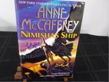 Nimisha's Ship ~ McCaffrey ~ Signed 1st 1999
