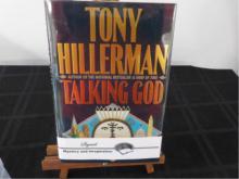 Talking God ~ Tina Hillerman ~ Signed 1st 1989