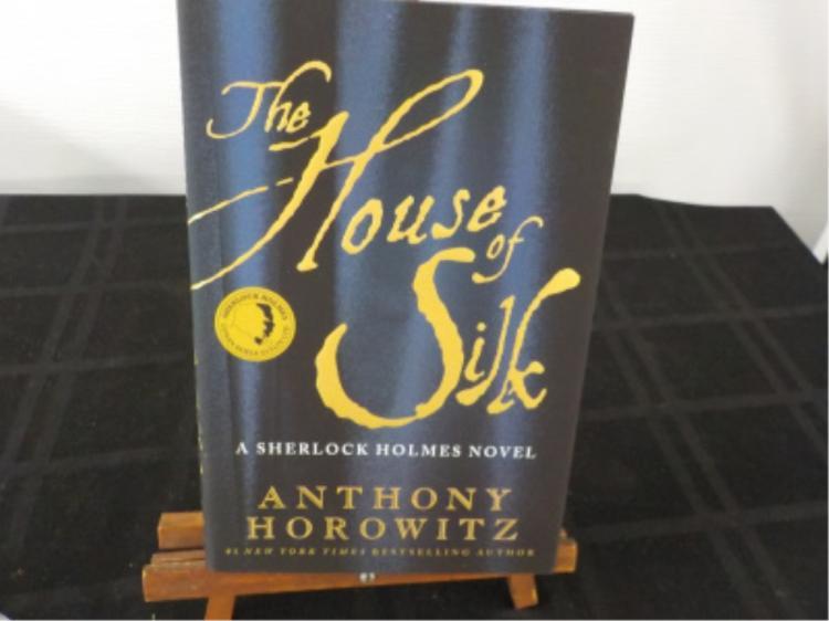 The House of Silk ~ Horowitz ~ Signed 1st 2011
