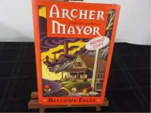 Bellows Falls ~ Mayor ~ Signed 1st 1997