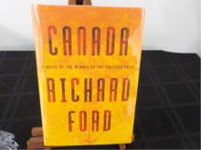Canada ~ Ford ~ Signed 1st 2012