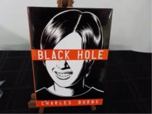 Black Hole ~ Charles Burns ~ Signed 1st Ed 2005