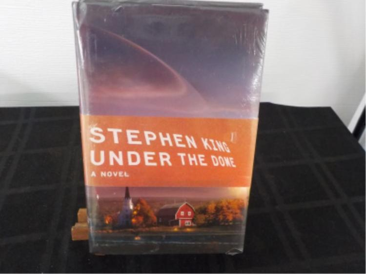 Under the Dome ~ Stephen King ~ Factory Sealed