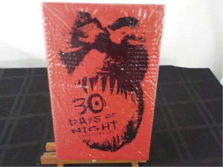 30 Days of Night Collector's Set ~ Signed Miles
