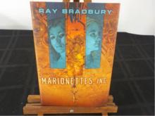 Marionettes, Inc. ~ Ray Bradbury ~ Signed 1st 2009