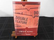 Double Feature ~ King ~ Signed 1st 2013