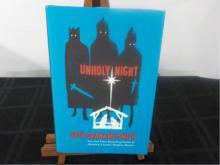 Unholy Night ~ Grahame-Smith ~ Signed 1st Ed