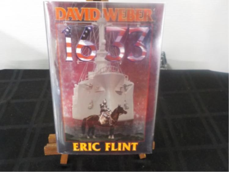 1633 ~ Webb/Flint ~ Signed by Flint 2002