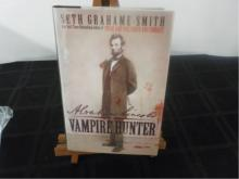 Abraham Lincoln Vampire Hunter ~ G-Smith ~ 1st