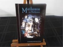 Matheson on Matheson ~ Signed 1st 2003