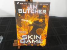 Skin Game ~ Jim Butcher ~ Signed 1st 2014