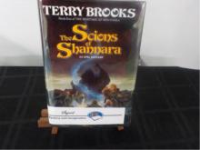 The Scions of Shannara ~ Terry Brooks ~ Signed