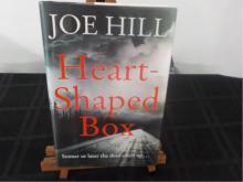 Heart-Shaped Box ~ Joe Hill ~ Signed 1st 2007