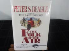 The Folk of the Air ~ Peter S Beagle ~ Signed