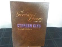 The Secretary of Dreams Vol Two ~ Stephen King 1st