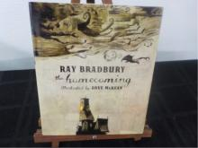 The Homecoming ~ Ray Bradbury ~ Signed 1st