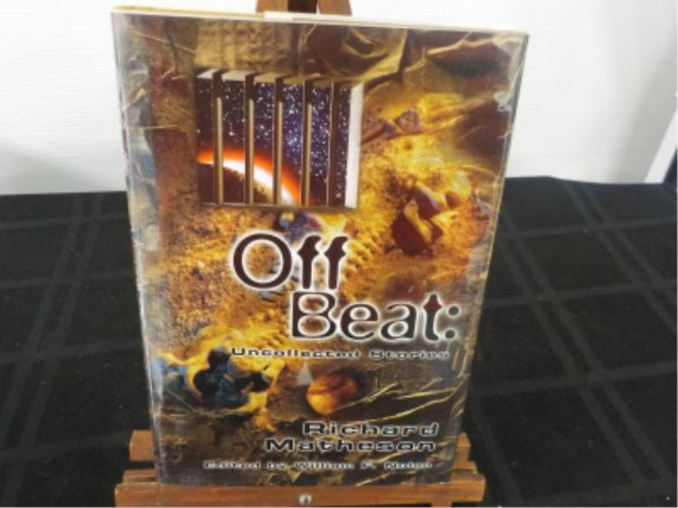 Off Beat: Uncollected Stories ~ Richard Matheson